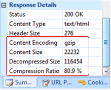 Decoding gzip/chunked content